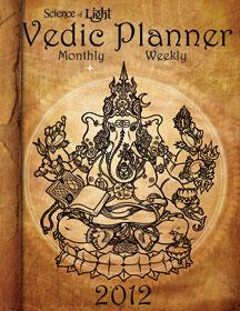 Vedic Planner 2012